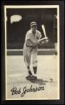 1936 Goudey Wide Pen  Bob Johnson  Front Thumbnail