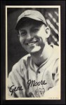 1936 Goudey Wide Pen  Gene Moore   Front Thumbnail