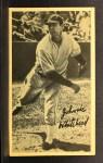 1937 Goudey Wide Pen THR Johnnie Whitehead   Front Thumbnail