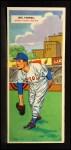 1955 Topps DoubleHeader #119 / 120 -  Mel Parnell / Tom Hurd  Front Thumbnail