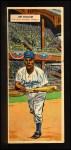 1955 Topps DoubleHeader #129 / 130 -  Jim Gilliam / Ellis Kinder  Front Thumbnail