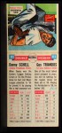 1955 Topps DoubleHeader #81 / 82 -  Danny Schel / Gus Triandos  Back Thumbnail
