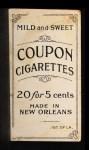 1914 Coupon T213 #88 II Bobby Byrne   Back Thumbnail