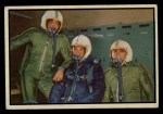 1954 Bowman Power for Peace #49   Emergency Pressure Suit Front Thumbnail