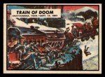1965 A and BC England Civil War News #53   Train of Doom Front Thumbnail