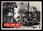 1965 Philadelphia War Bulletin #49   Flush them Out! Front Thumbnail