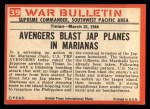 1965 Philadelphia War Bulletin #39   Softening Up Back Thumbnail