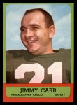 1963 Topps #120  Jimmy Carr  Front Thumbnail