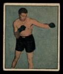 1951 Berk Ross #12 B  -  Joe Maxim Boxer Front Thumbnail