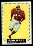 1964 Topps #12  Ron Hall  Front Thumbnail