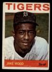 1964 Topps #272  Jake Wood  Front Thumbnail