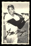1969 O-Pee-Chee Deckle Edge  Willie Mays  Front Thumbnail