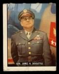 1950 Topps Freedoms War #199   General James H. Doolittle  Front Thumbnail