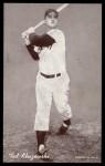 1947 Exhibits CIN Ted Kluszewski   Front Thumbnail