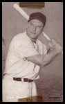 1947 Exhibits B Gene Woodling   Front Thumbnail