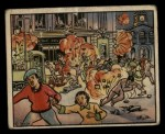 1938 Gum Inc. Horrors of War #137   Movie Crowds are Caught by Rebel Shells Front Thumbnail