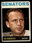 1964 Topps #187  Ed Roebuck  Front Thumbnail