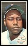 1964 Topps Giants #53  Juan Pizarro   Front Thumbnail