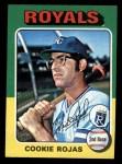 1975 Topps Mini #169  Cookie Rojas  Front Thumbnail