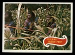 1969 Topps Planet of the Apes #9   Stalking Human Prey Front Thumbnail