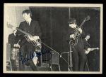1964 Topps Beatles Black and White #127  Paul McCartney  Front Thumbnail