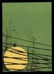 1966 Philadelphia Green Berets #53   Deadly Art Back Thumbnail