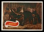 1969 Topps Planet of the Apes #31   Manacled Front Thumbnail