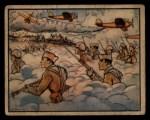 1938 Gum Inc. Horrors of War #182   Franco Advances in Smoke Screen Front Thumbnail