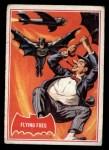 1966 Topps Batman Red Bat #31   Flying Foes Front Thumbnail
