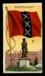 1911 Flags of All Nations T59 #2 REC  Amsterdam Front Thumbnail
