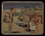 1941 Gum Inc Uncle Sam #12   How To Tell An Officer's Rank Front Thumbnail