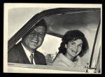 1964 Topps JFK #61   JFK & Jackie Front Thumbnail