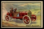 1953 Bowman Antique Autos #4   Fiat-Racer Front Thumbnail