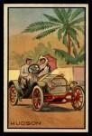 1953 Bowman Antique Autos #29   Hudson Front Thumbnail