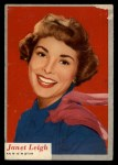 1953 Topps Who-Z-At Star #44  Janet Leigh  Front Thumbnail