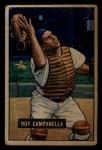 1951 Bowman #31  Roy Campanella  Front Thumbnail