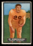 1951 Topps Magic #70  Ed Dobrowolski  Front Thumbnail