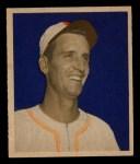 1949 Bowman #105  Bill Kennedy  Front Thumbnail