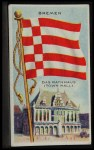 1911 Flags of All Nations T59 #17 SC  Bremen Front Thumbnail