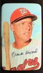 1971 Topps Super #17  Frank Howard  Front Thumbnail