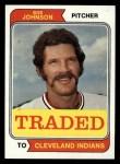 1974 Topps Traded #269 T  -  Bob Johnson Traded Front Thumbnail