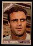 1966 Topps Venezuelan #130  Joe Torre  Front Thumbnail