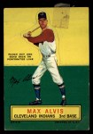 1964 Topps Stand Up  Max Alvis  Front Thumbnail