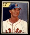 1950 Bowman #44  Joe Dobson  Front Thumbnail