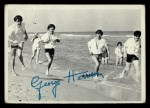 1964 Topps Beatles Black and White #165  George Harrison  Front Thumbnail