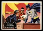 1966 Topps Batman Black Bat #4   Midnight Conference Front Thumbnail