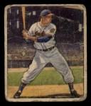 1950 Bowman #7  Jim Hegan  Front Thumbnail