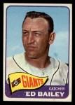 1965 Topps #559  Ed Bailey  Front Thumbnail