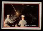 1953 Topps Fighting Marines #7   Night Combat Front Thumbnail