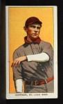 1909 T206 STL Danny Hoffman  Front Thumbnail